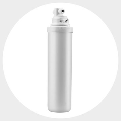 Water purification filter bottle series